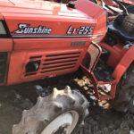 中古農機具輸出例